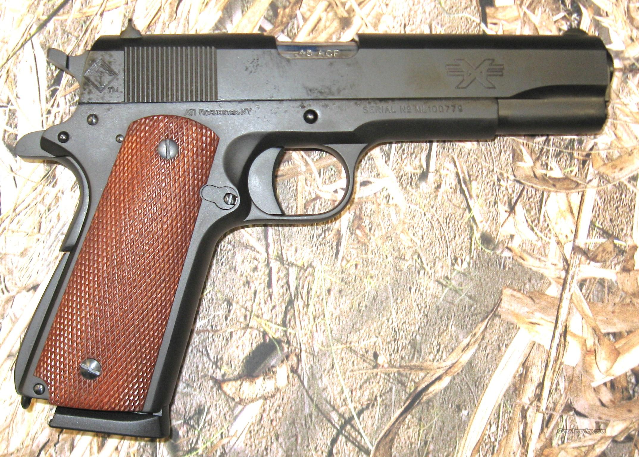 ATI M1911 Military  Guns > Pistols > 1911 Pistol Copies (non-Colt)