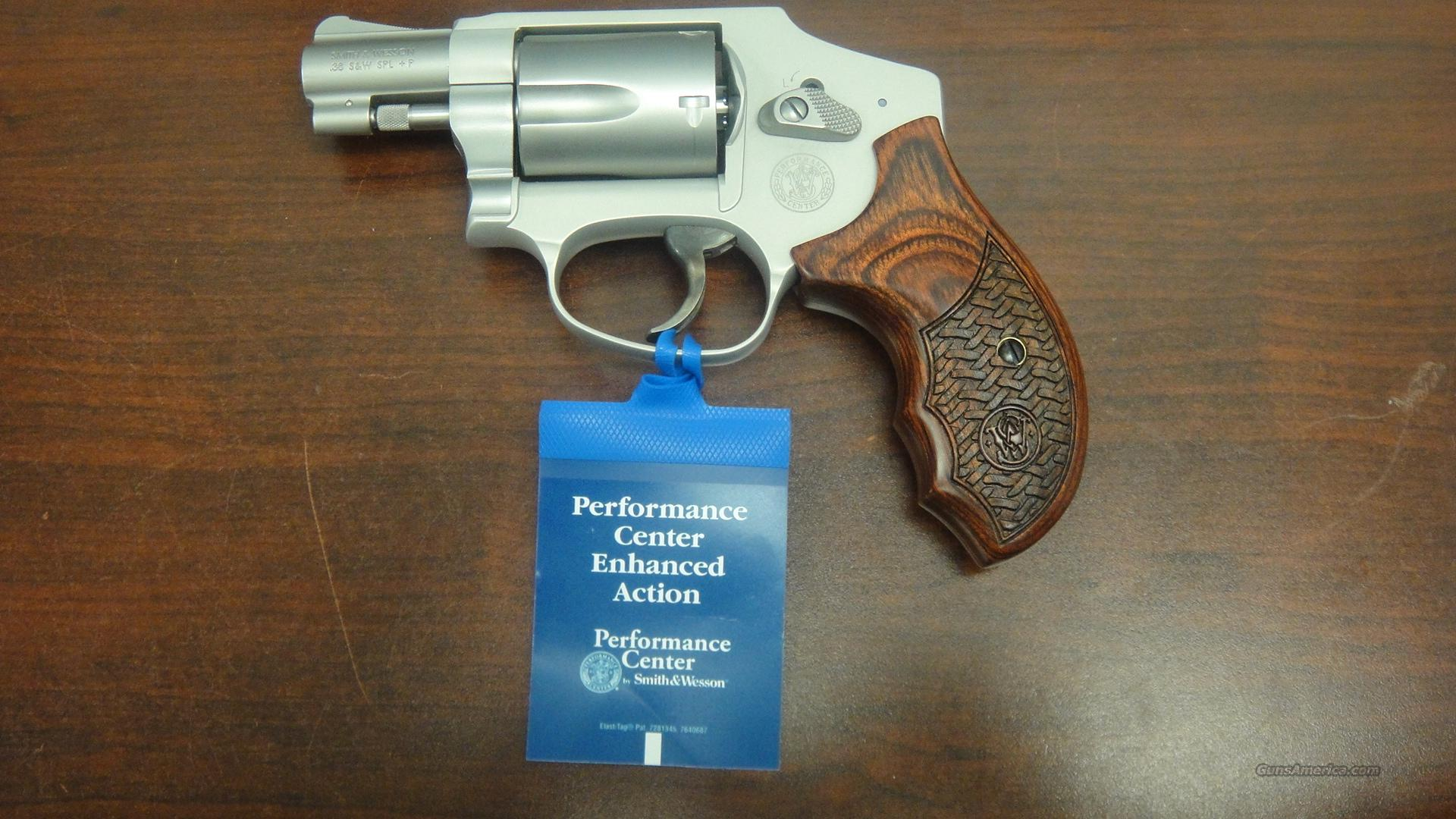 Smith and Wesson 642-2 Enhanced Action  Guns > Pistols > Smith & Wesson Revolvers > Pocket Pistols