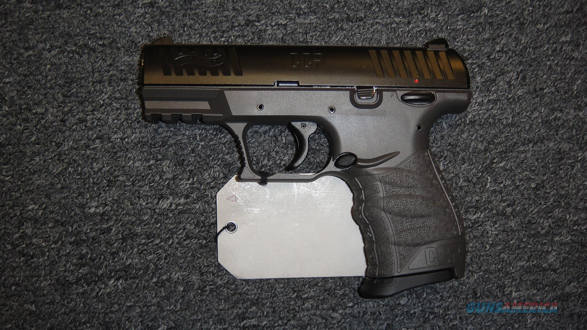 Walther CCP Grey frame  Guns > Pistols > Walther Pistols > Post WWII > CCP