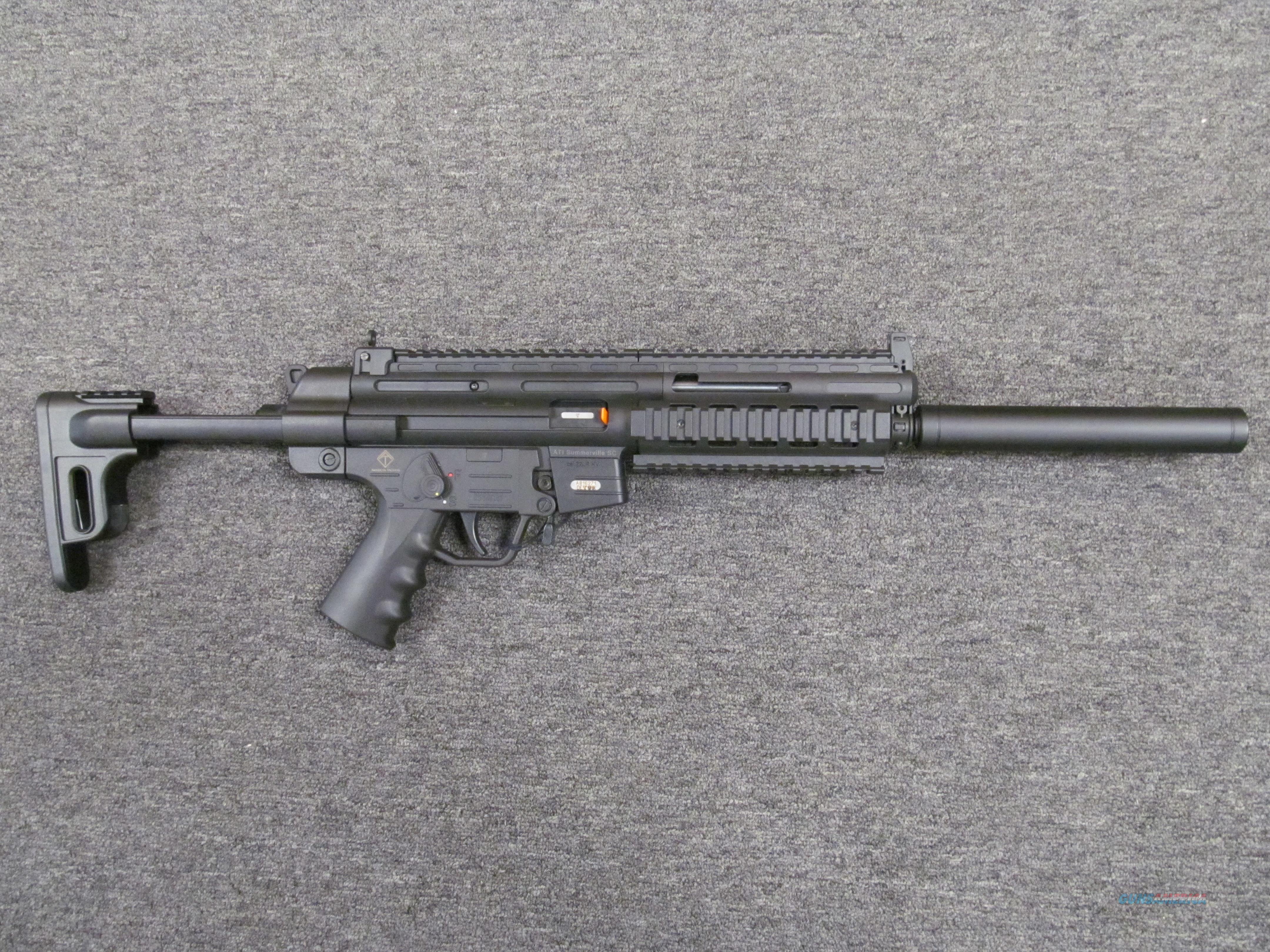 GSG/ATI GSG-16  Guns > Rifles > G Misc Rifles