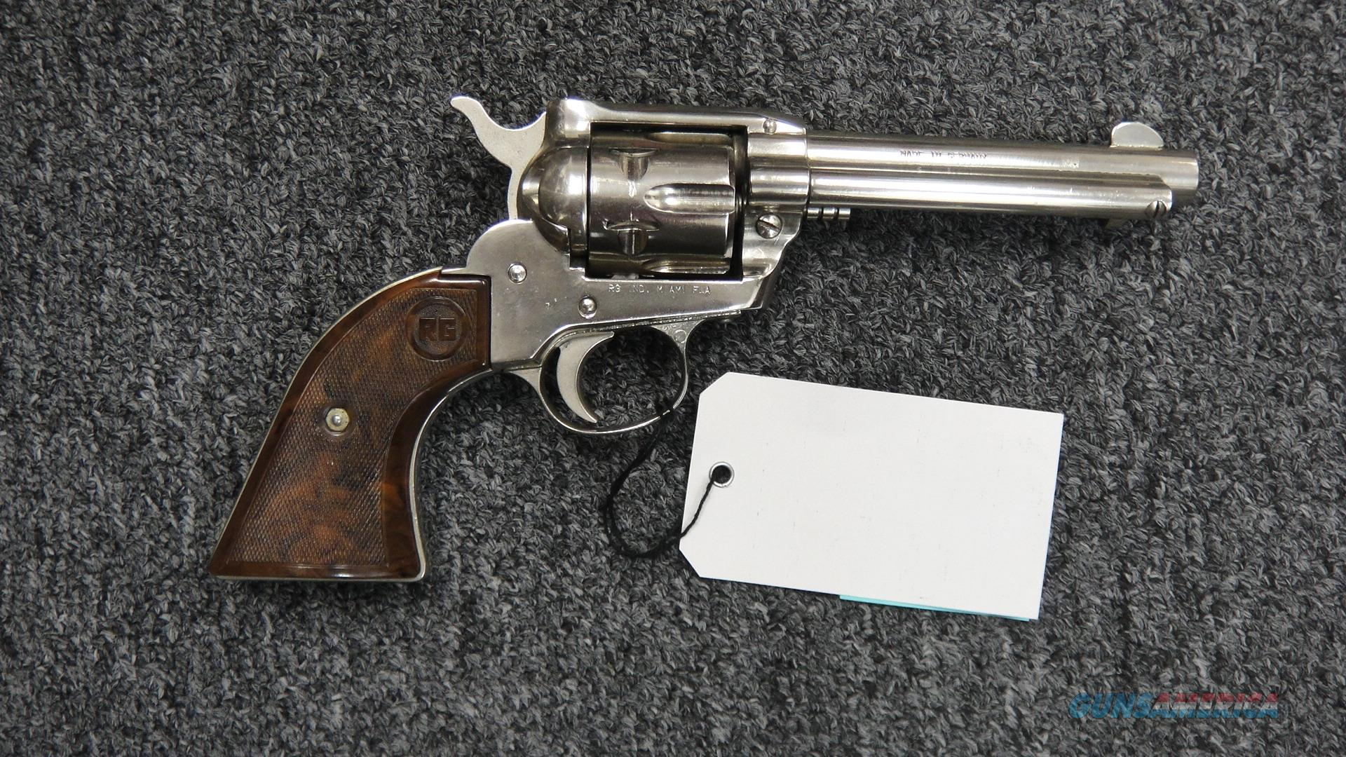 Rohm Model 66 .22 magnum Single Action   Guns > Pistols > R Misc Pistols