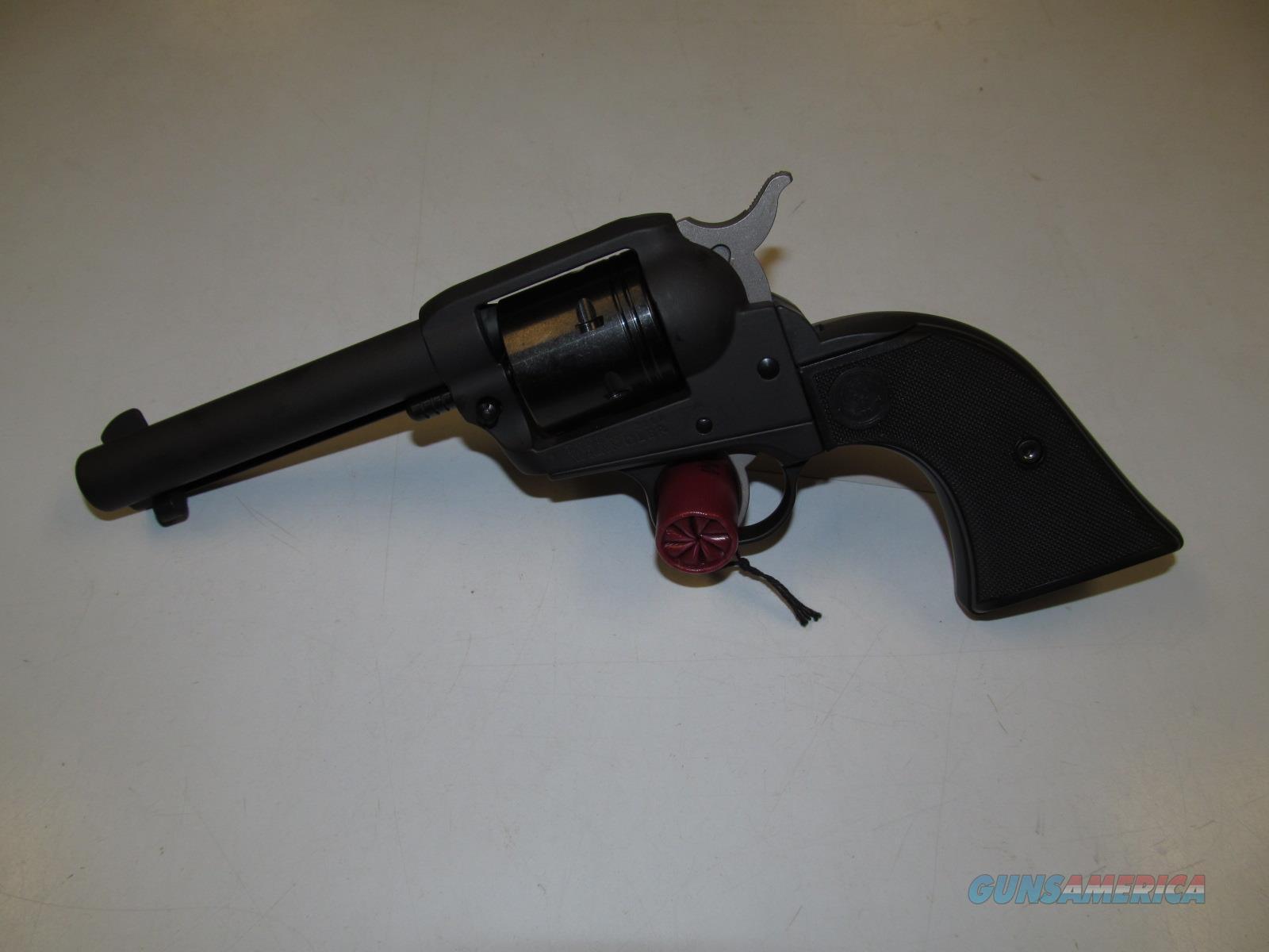 Ruger Wrangler (02002)  Guns > Pistols > Ruger Single Action Revolvers > Cowboy Action