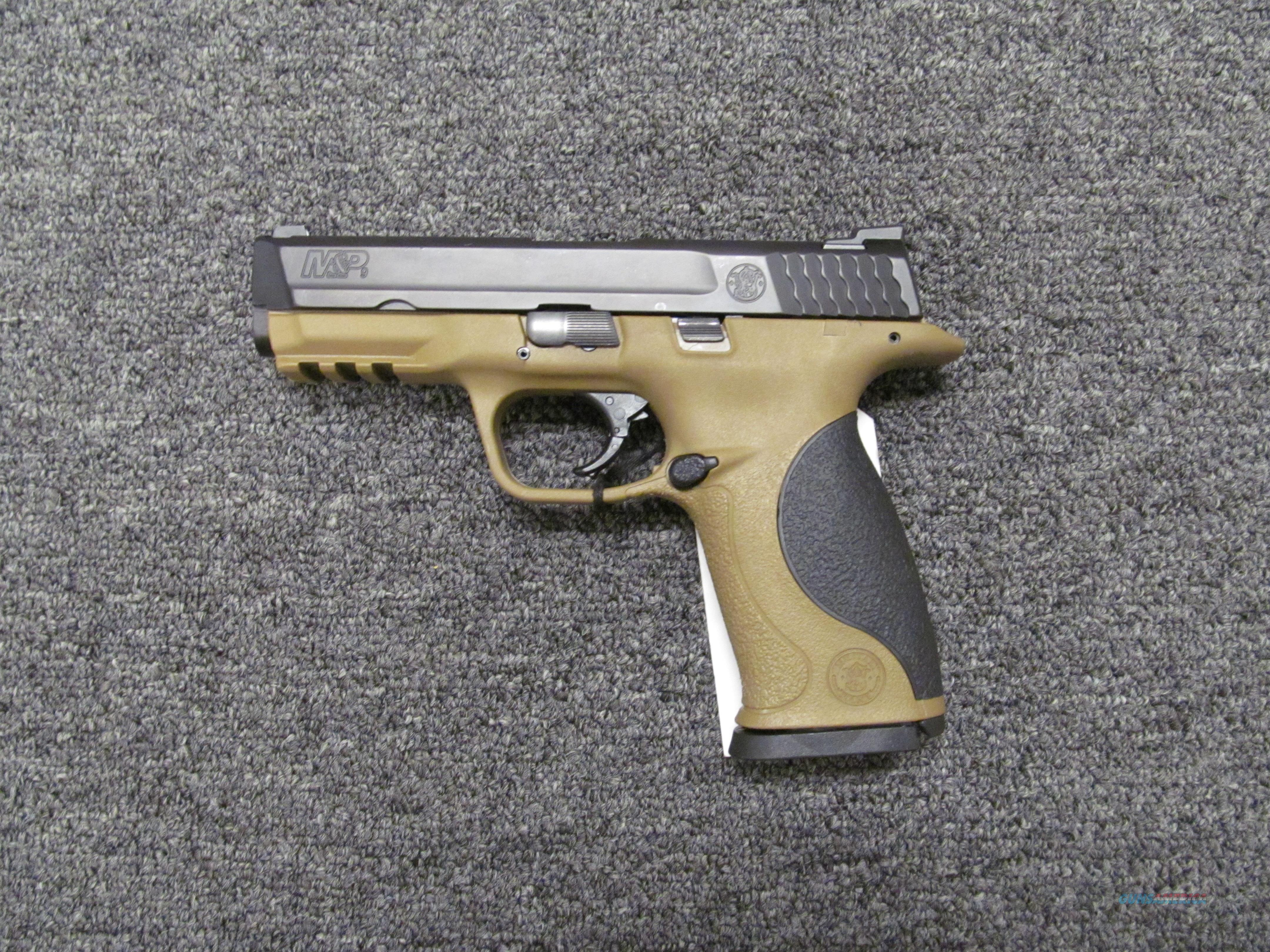 Smith&Wesson M&P 9   Guns > Pistols > Smith & Wesson Pistols - Autos > Polymer Frame
