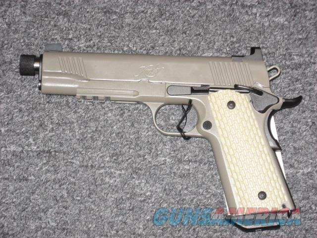 Kimber Desert Warrior W/ Nightsights  Guns > Pistols > Kimber of America Pistols