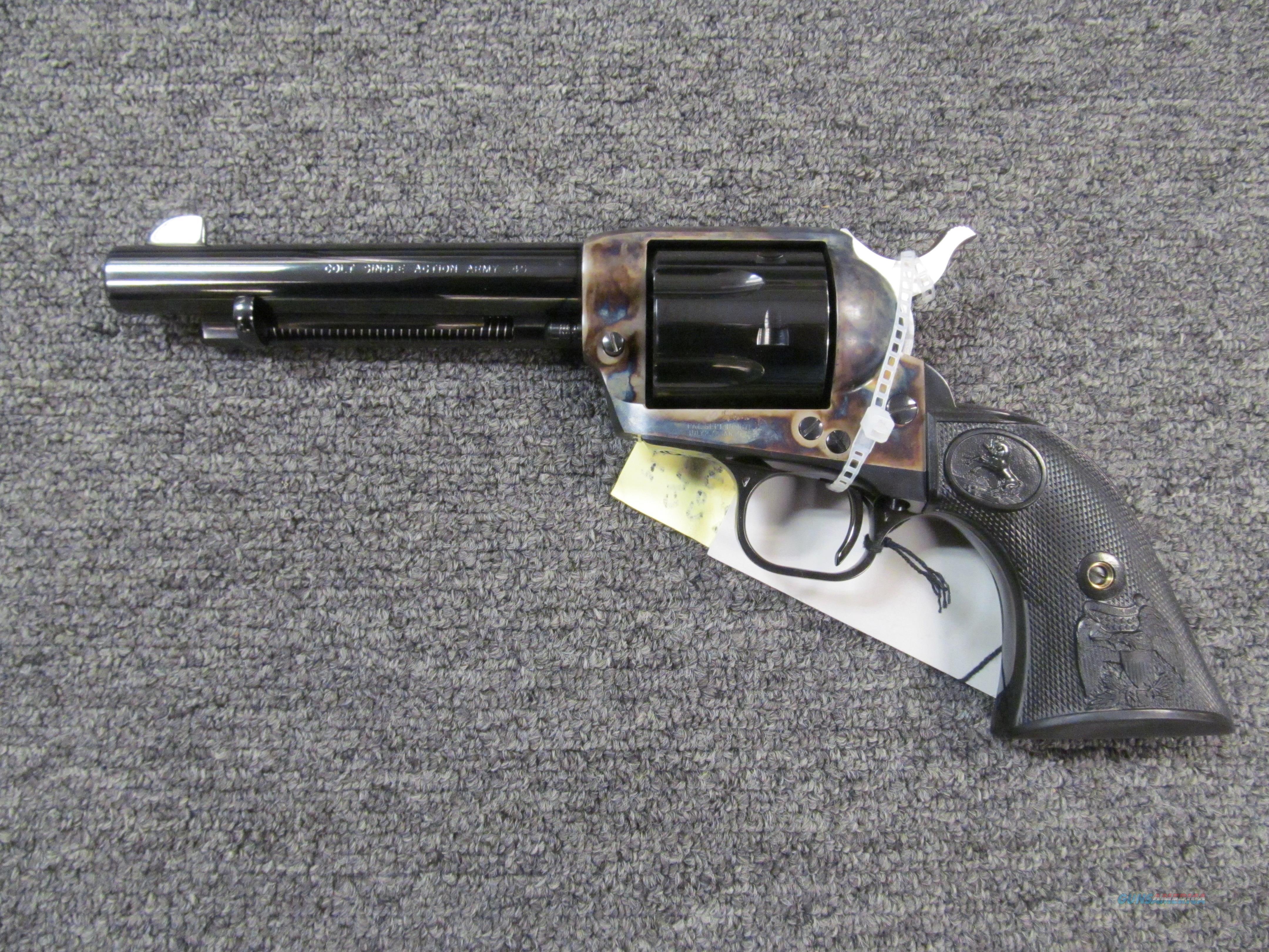 Colt Single Action Army (P1850)  Guns > Pistols > Colt Single Action Revolvers - 3rd Gen.