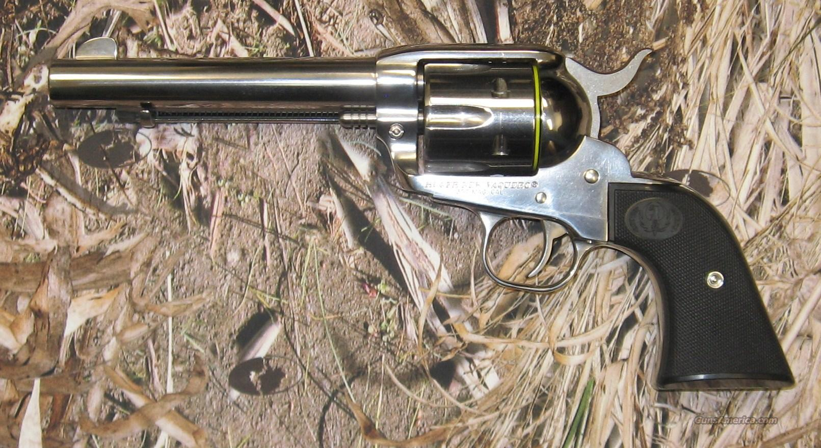 Ruger New Vaquero .357 Magnum  Guns > Pistols > Ruger Single Action Revolvers > Cowboy Action