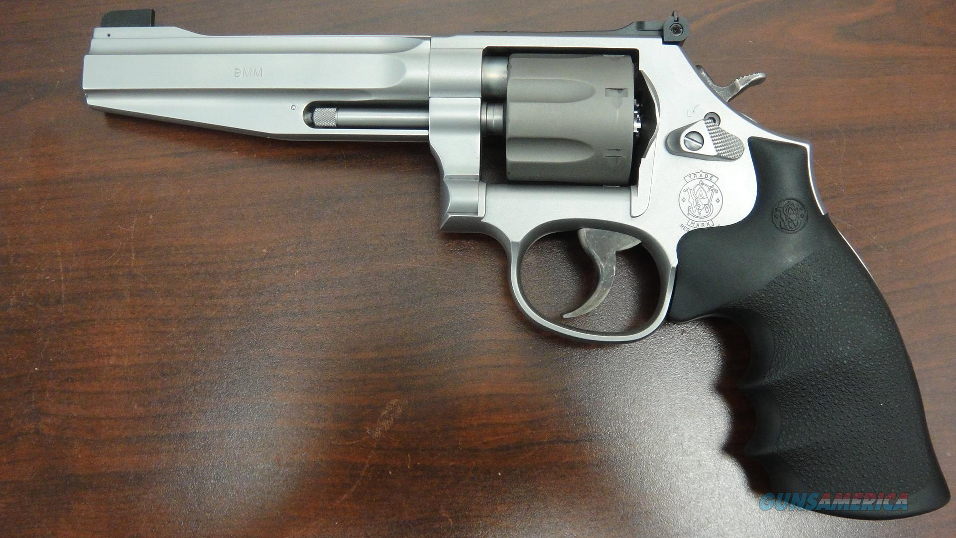 Smith and Wesson 986 Performance Center  Guns > Pistols > Smith & Wesson Revolvers > Performance Center