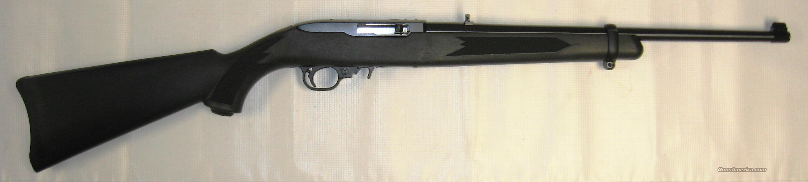 Ruger 10/22 Black Synthetic  Guns > Rifles > Ruger Rifles > 10-22