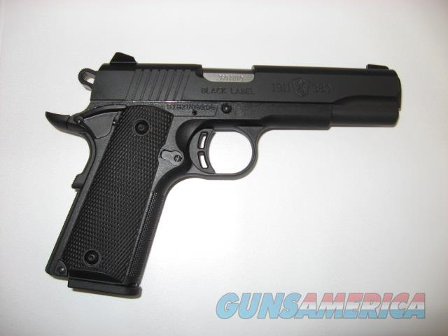 Browning 1911-380  Black Label  Guns > Pistols > Browning Pistols > Other Autos