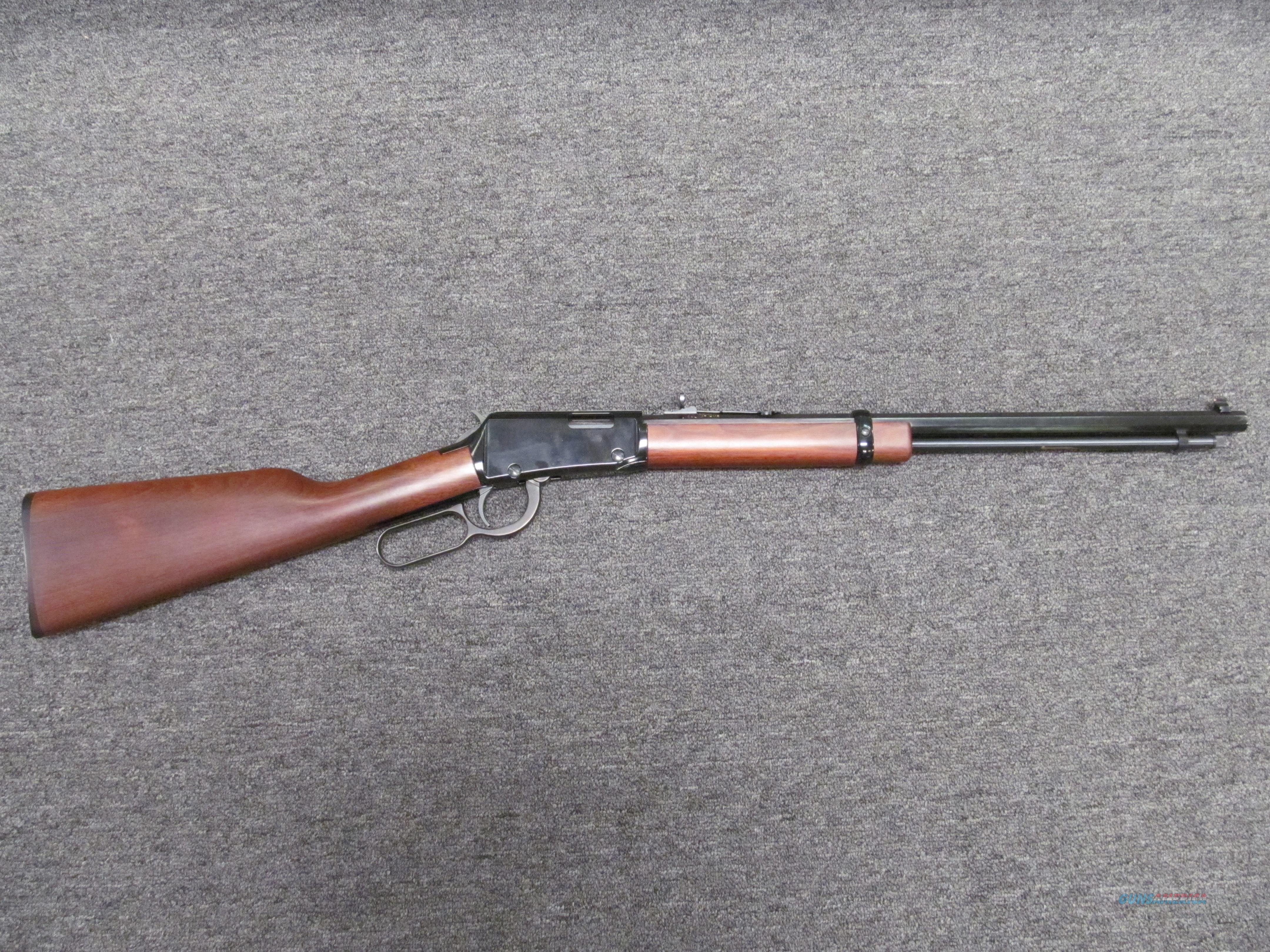Henry H001TV (Frontier Model)  Guns > Rifles > Henry Rifle Company