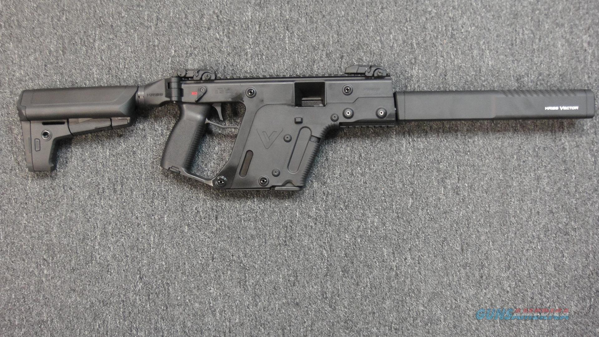 Kriss Vector CRB Gen 2 10mm   Guns > Rifles > Kriss Tactical Rifles