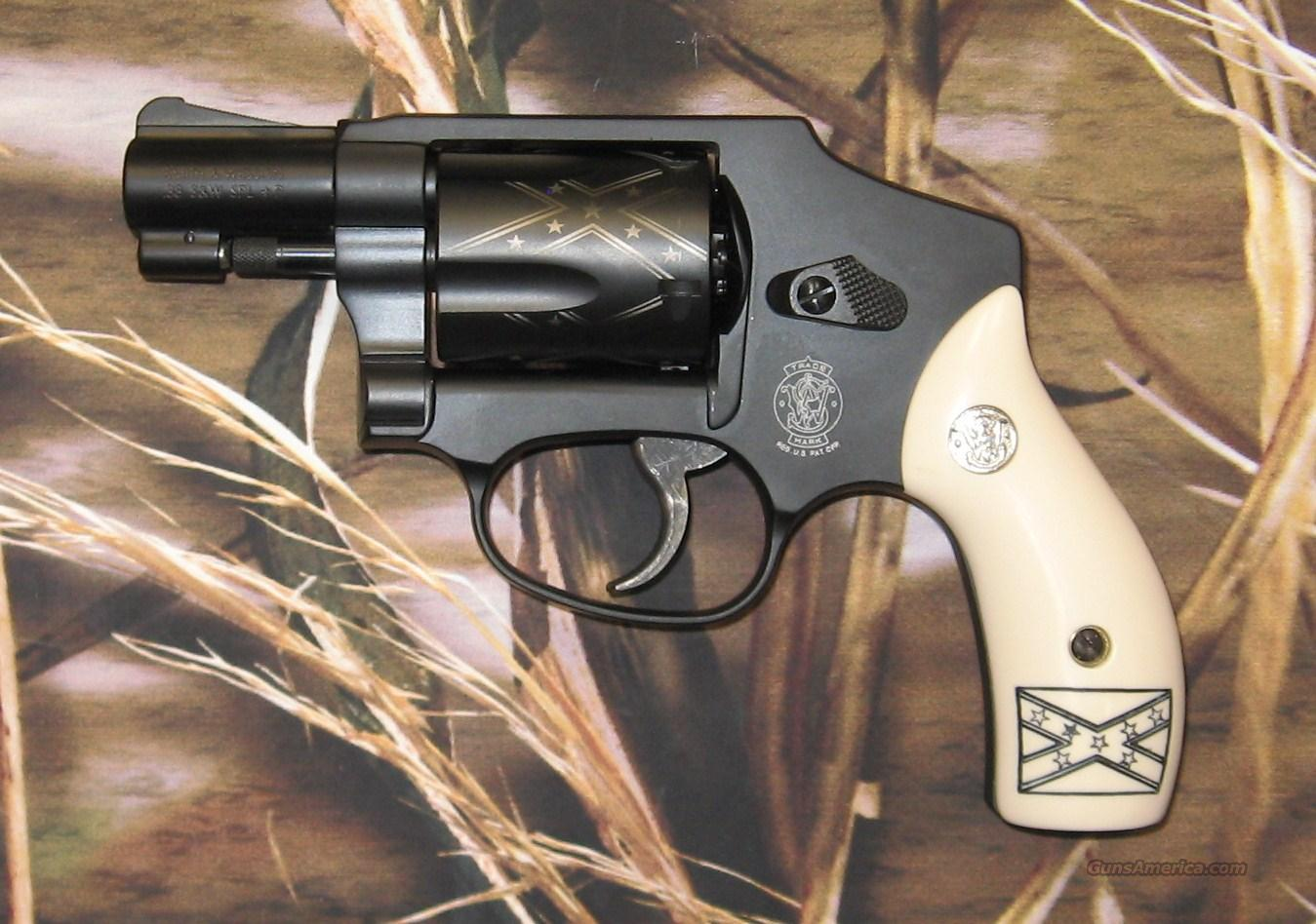Smith and Wesson 442-1 Confederate   Guns > Pistols > Smith & Wesson Revolvers > Full Frame Revolver