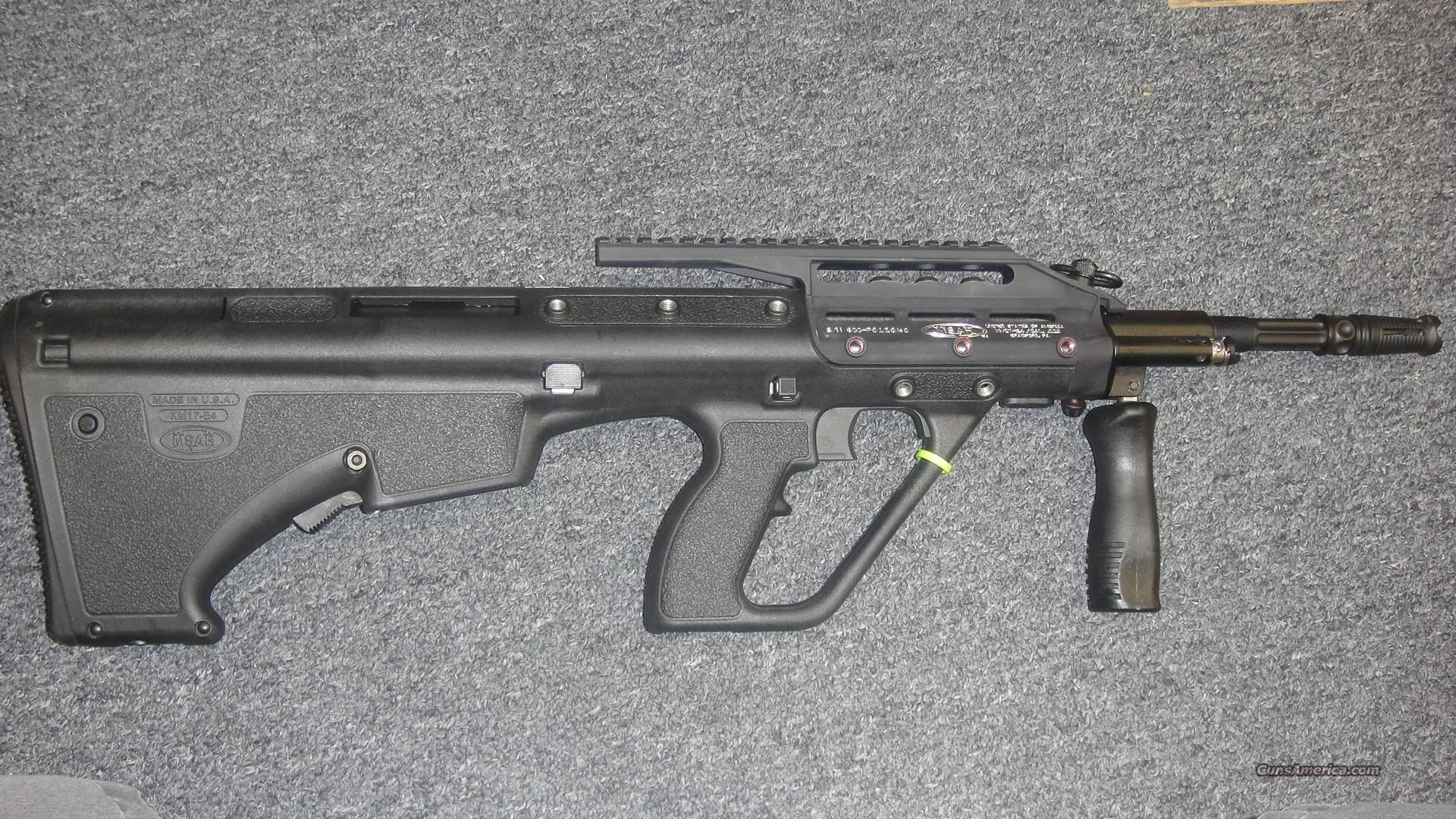 MSAR XM17-E4 in .223  Guns > Rifles > MN Misc Rifles