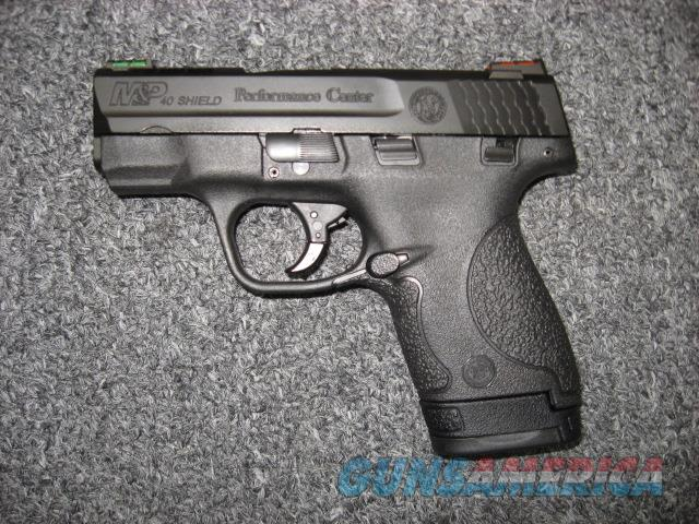 Smith & Wesson M&P 40 Shield Performance Center  Guns > Pistols > Smith & Wesson Pistols - Autos > Shield