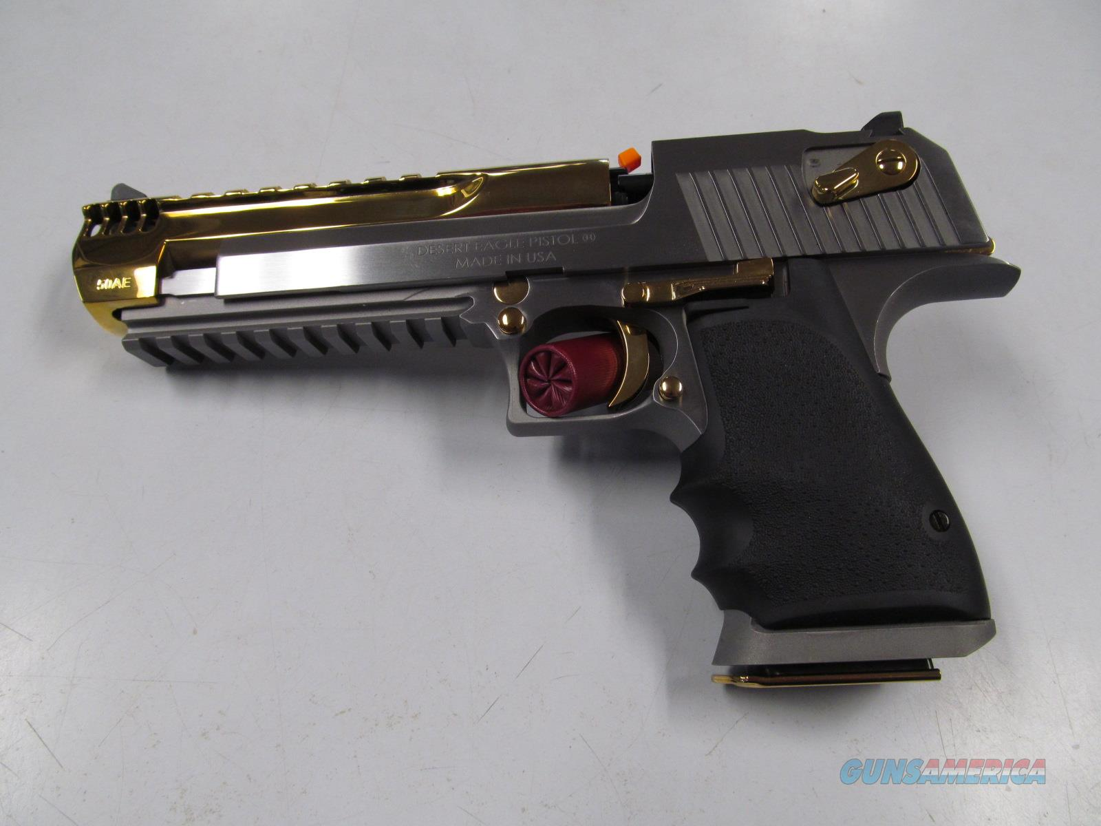 Magnum Research Desert Eagle MK19  Guns > Pistols > Magnum Research Pistols