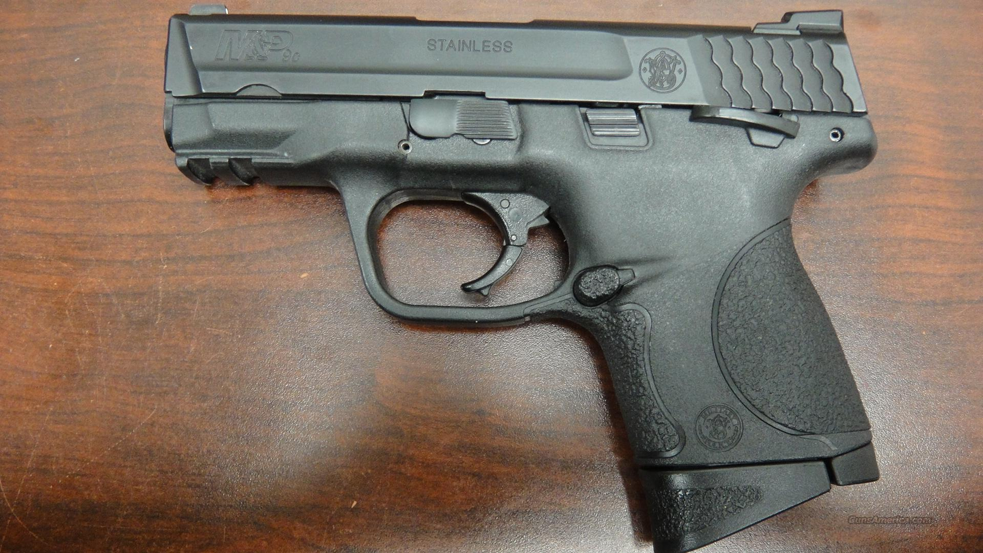 Smith and Wesson M&P9c  Guns > Pistols > Smith & Wesson Pistols - Autos > Polymer Frame