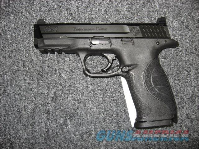 S&W M&P 9 C.O.R.E Performance Center w/ Ported Barrel & Slide  Guns > Pistols > Smith & Wesson Pistols - Autos > Polymer Frame