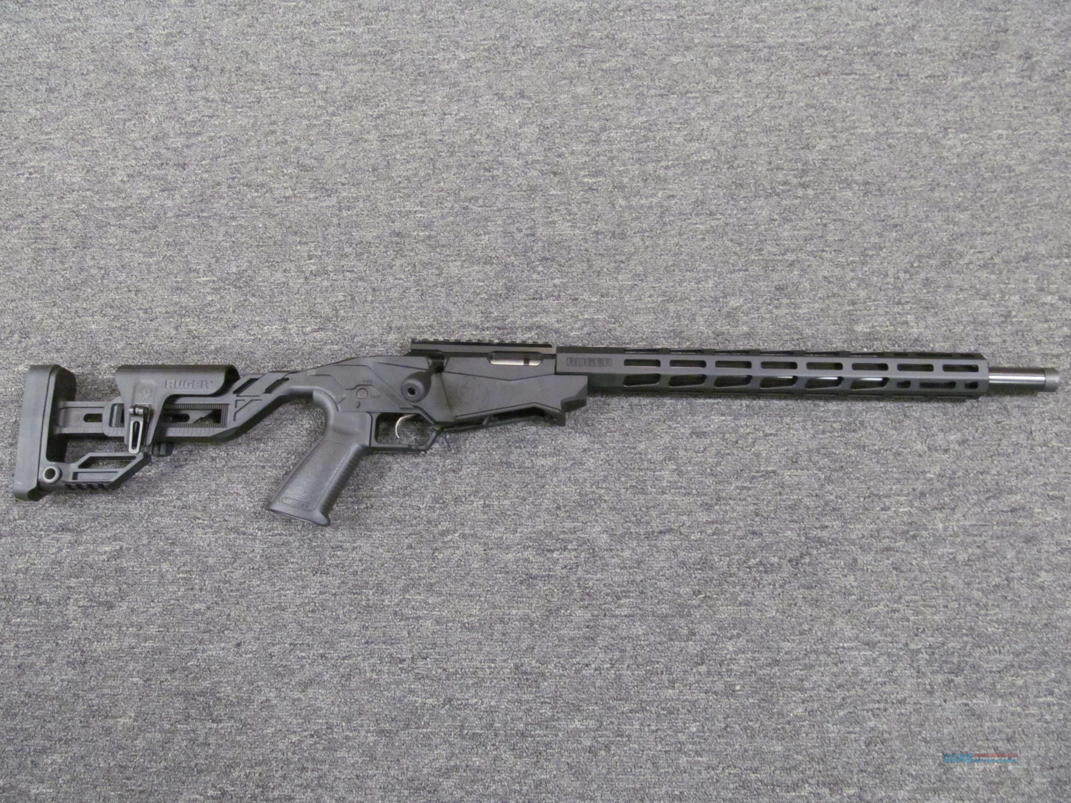 Ruger Precision Rimfire  Guns > Rifles > Ruger Rifles > Precision Rifle Series