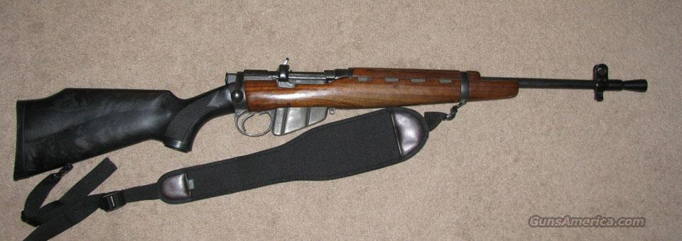 Santa Fe British Enfield .303 Jungle Carbine   Guns > Rifles > Enfield Rifle