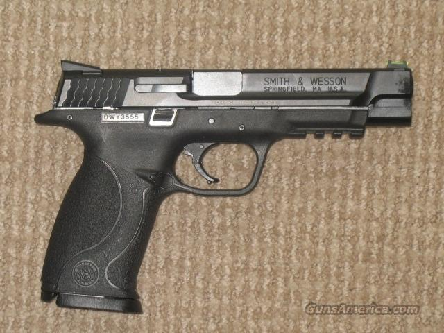 Smith & Wesson M&P 9 Pro Series  Guns > Pistols > Smith & Wesson Pistols - Autos > Polymer Frame