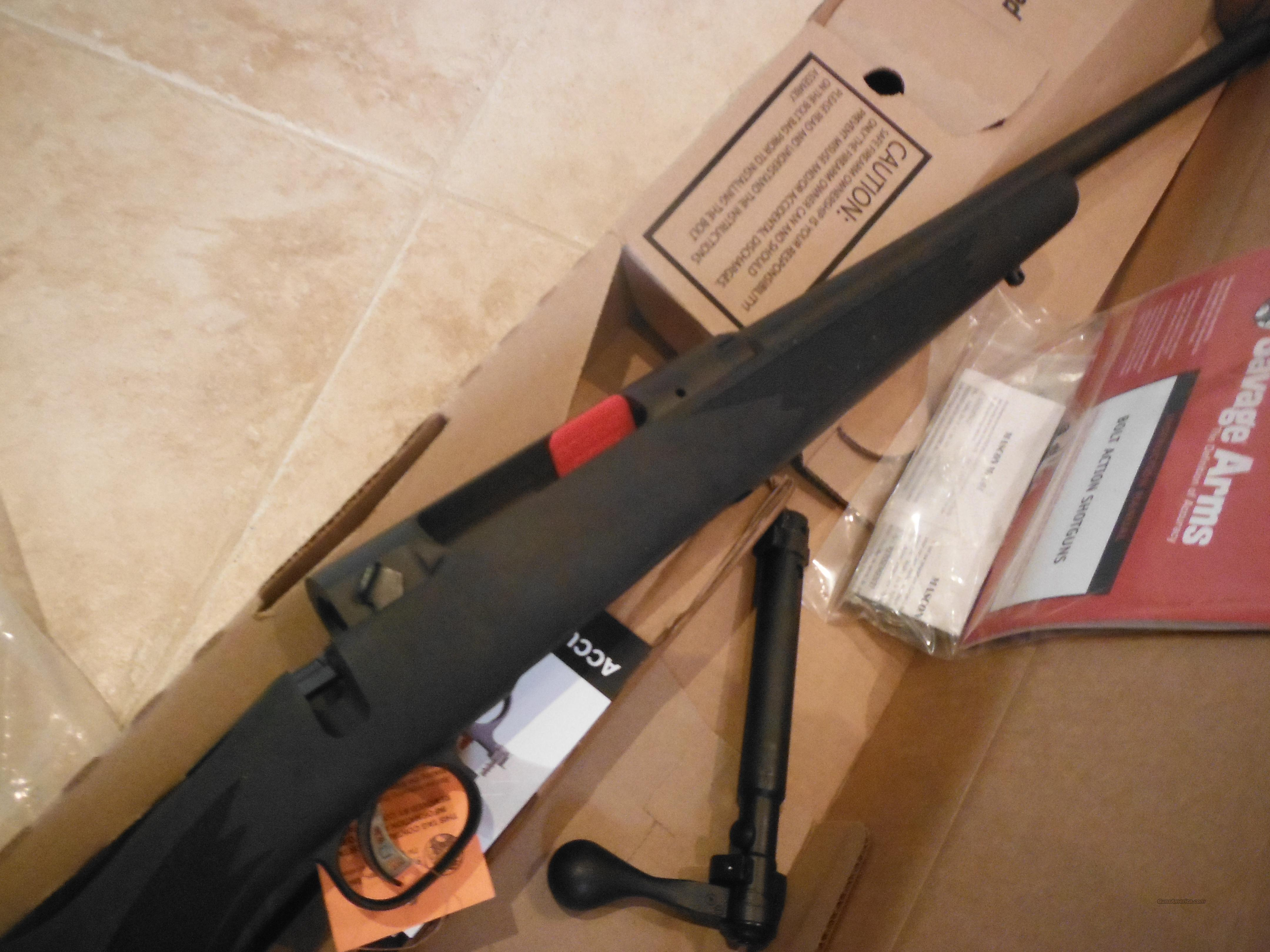 Savage Model 220 20 Ga. Bolt Action  Guns > Shotguns > Savage Shotguns