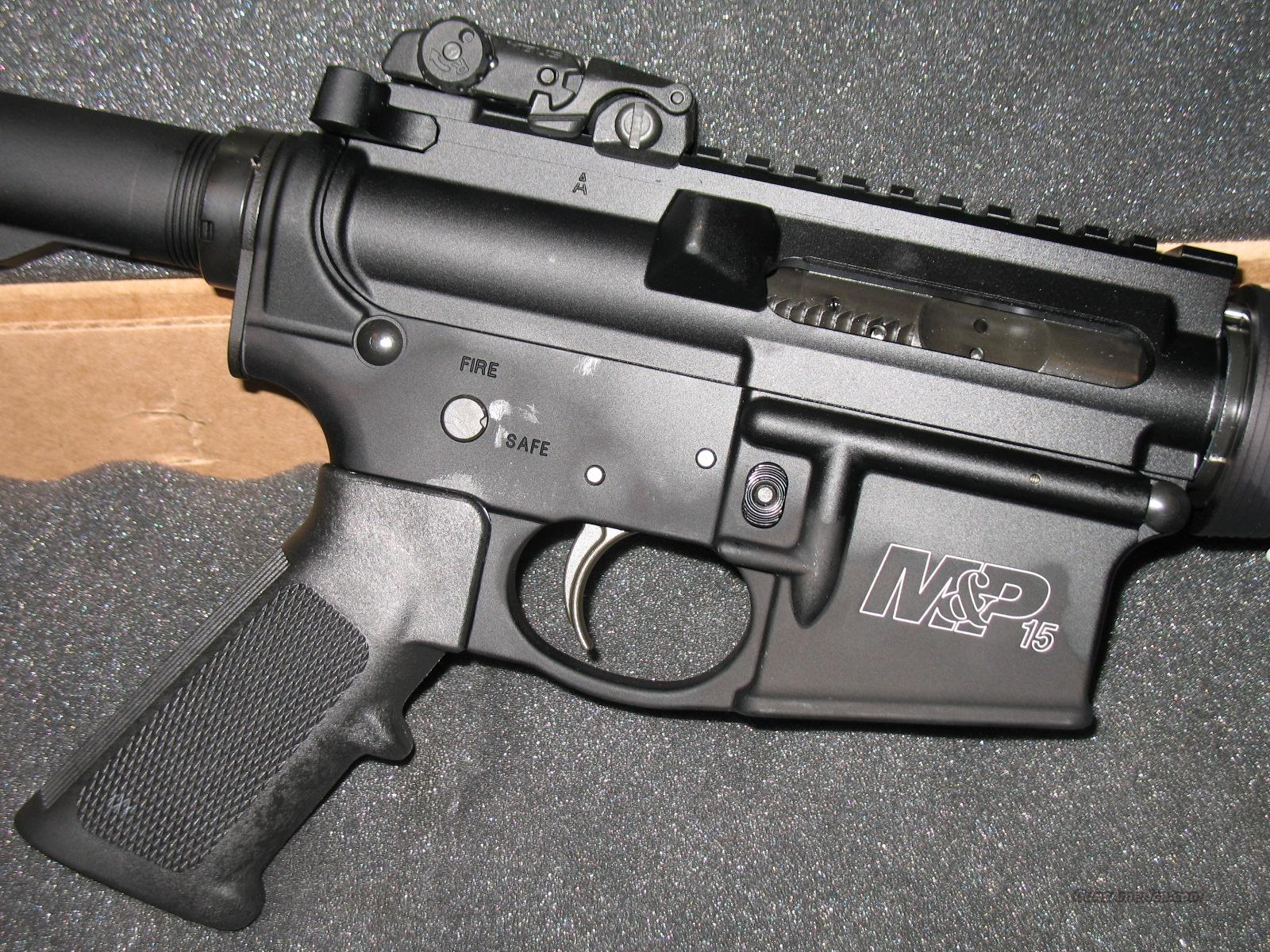 Smith & Wesson M&P 15 Sport  Guns > Rifles > Smith & Wesson Rifles > M&P