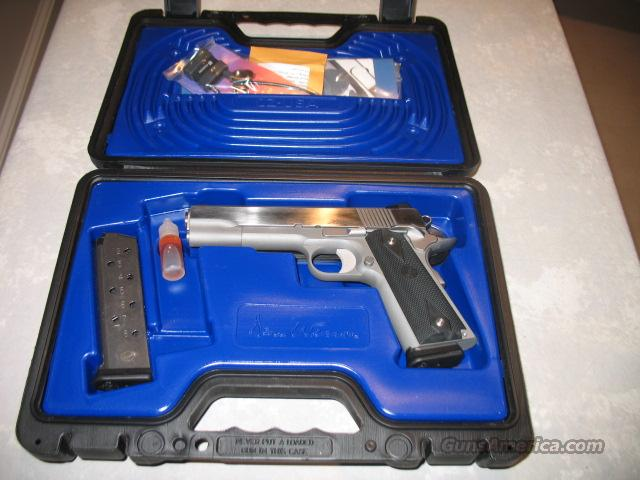 Dan Wesson 45 Heritage .45 ACP Stainless  Guns > Pistols > Dan Wesson Pistols/Revolvers > 1911 Style