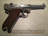 Mitchell stainless Luger  Guns > Pistols > Luger Pistols