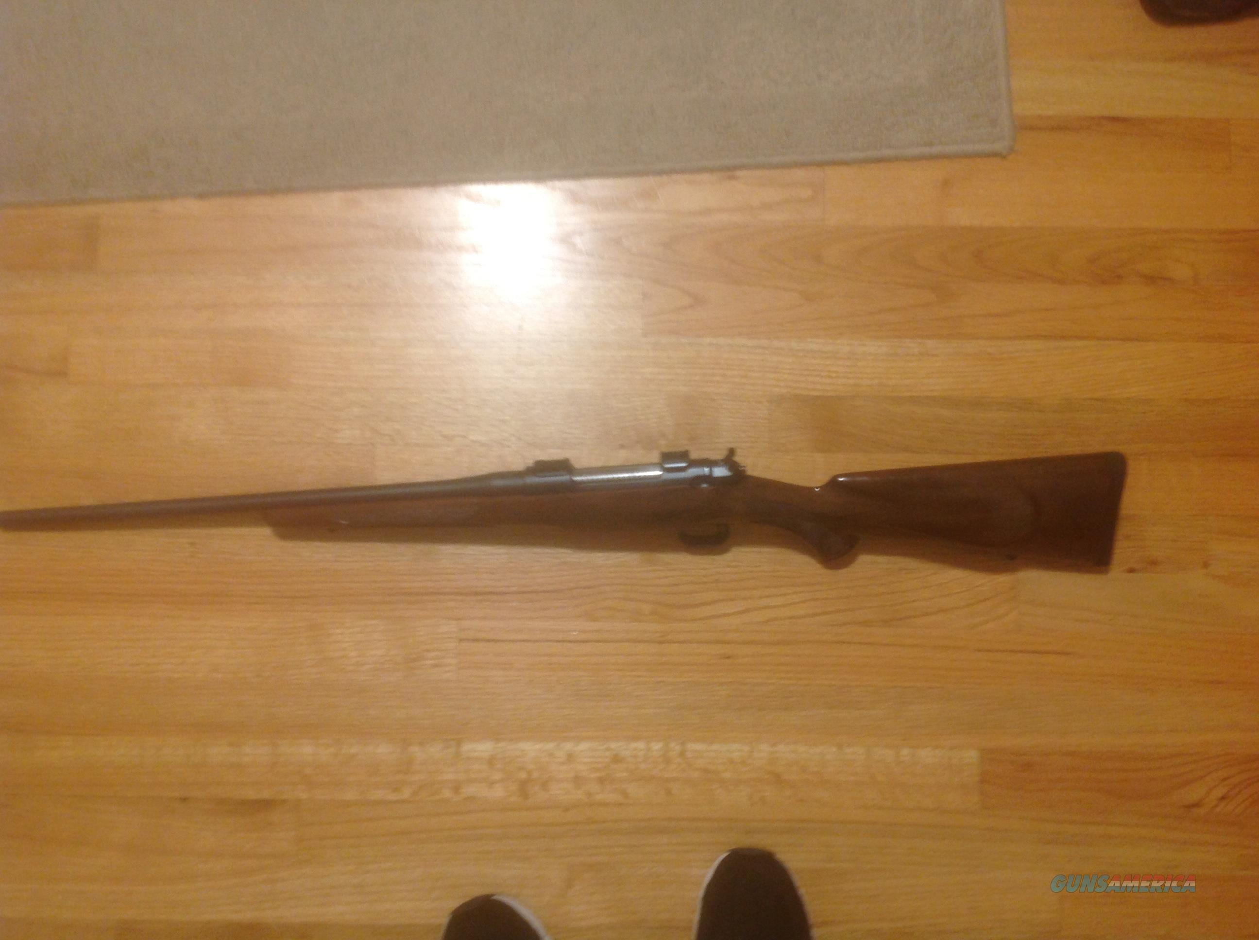 Mauser M12   .30-06 like new  Guns > Rifles > Mauser Rifles > German
