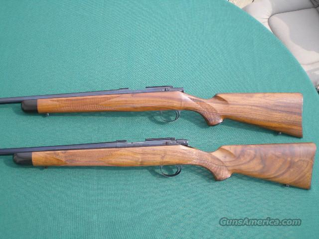 Pair of .17 Custom Classics   Guns > Rifles > Kimber of Oregon Rifles