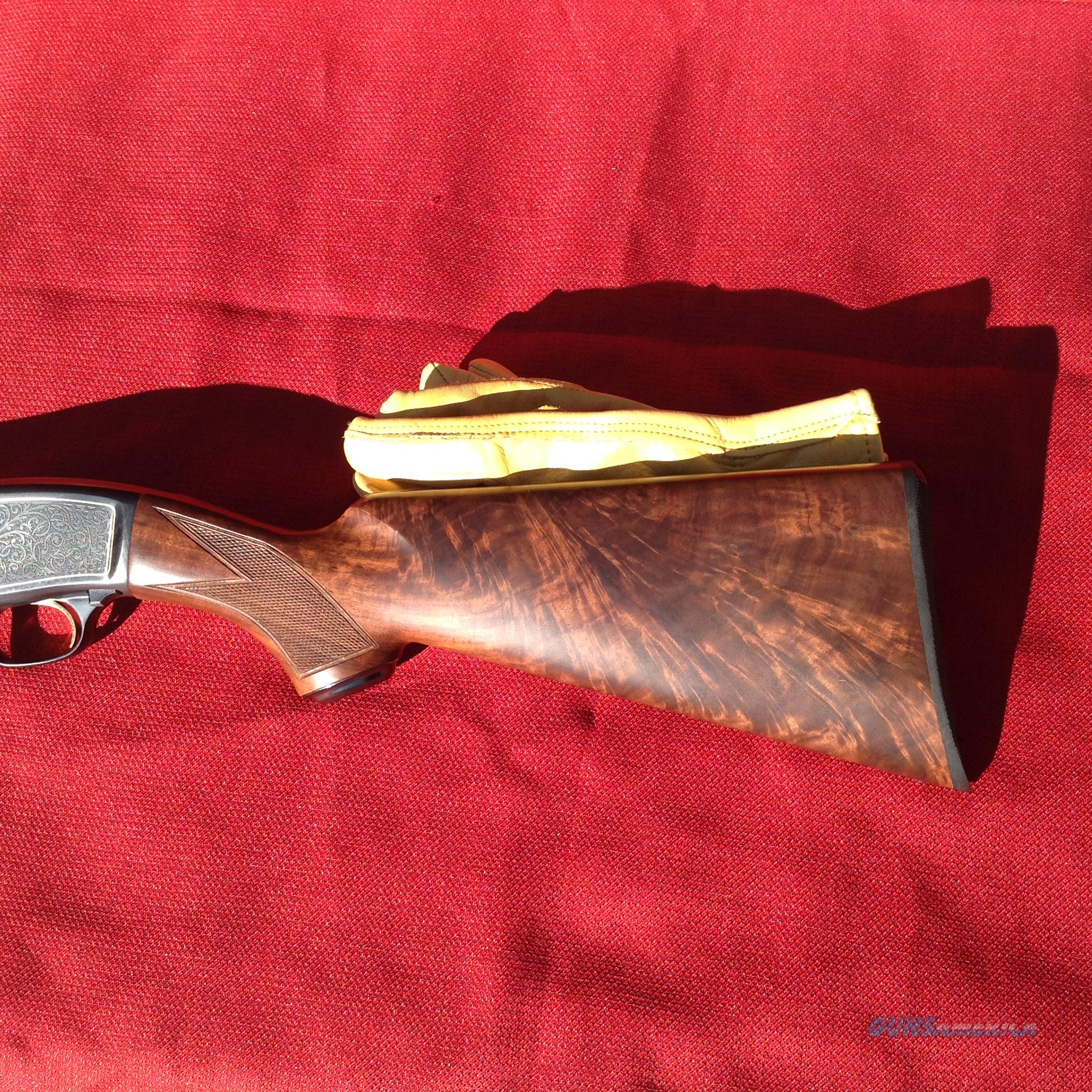 Model 42 High Grade  Guns > Shotguns > Winchester Shotguns - Modern > Pump Action > Hunting