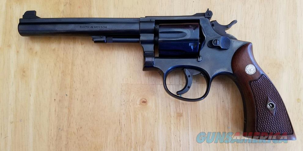 Smith and Wesson K38 Target  Guns > Pistols > Smith & Wesson Revolvers > Med. Frame ( K/L )