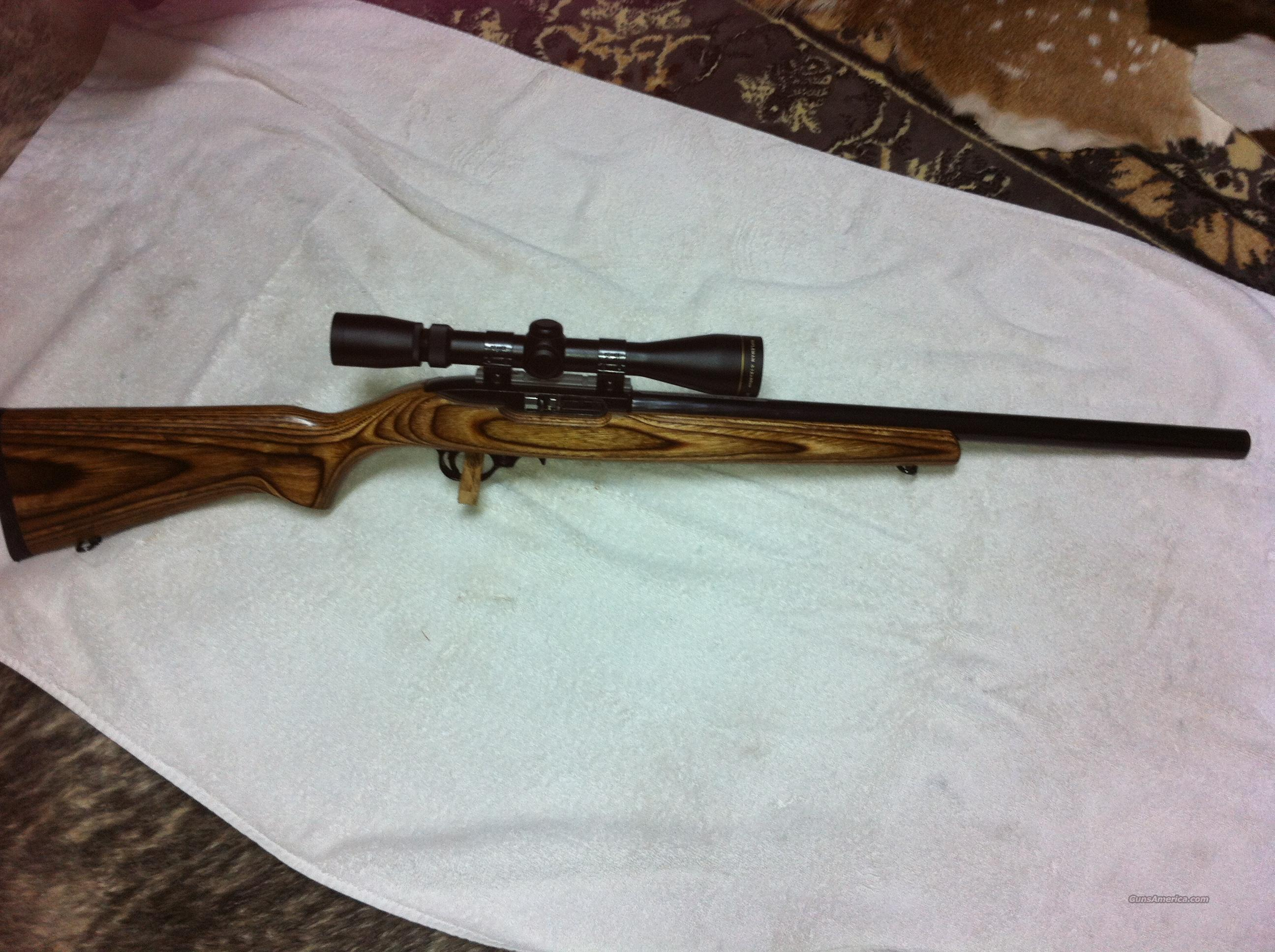 Ruger 10/22 Hammer Forged Barrel  Guns > Rifles > Ruger Rifles > 10-22