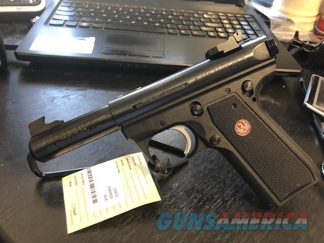 Ruger MK III 22/45  Guns > Pistols > Ruger Semi-Auto Pistols > 22/45