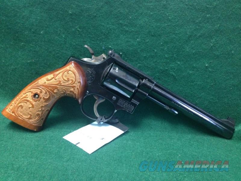 Smith & Wesson Model 14  Guns > Pistols > Smith & Wesson Revolvers > Full Frame Revolver