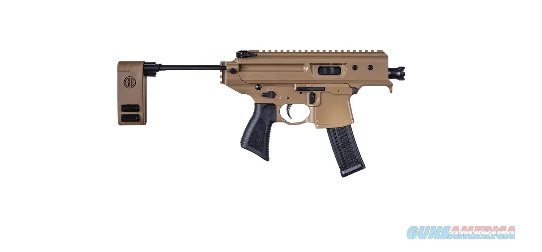 "SIG SAUER MPX COPPERHEAD PISTOL 9MM 3.5"" PMPX-3B-CH  Guns > Pistols > Sig - Sauer/Sigarms Pistols > MPX / MCX"