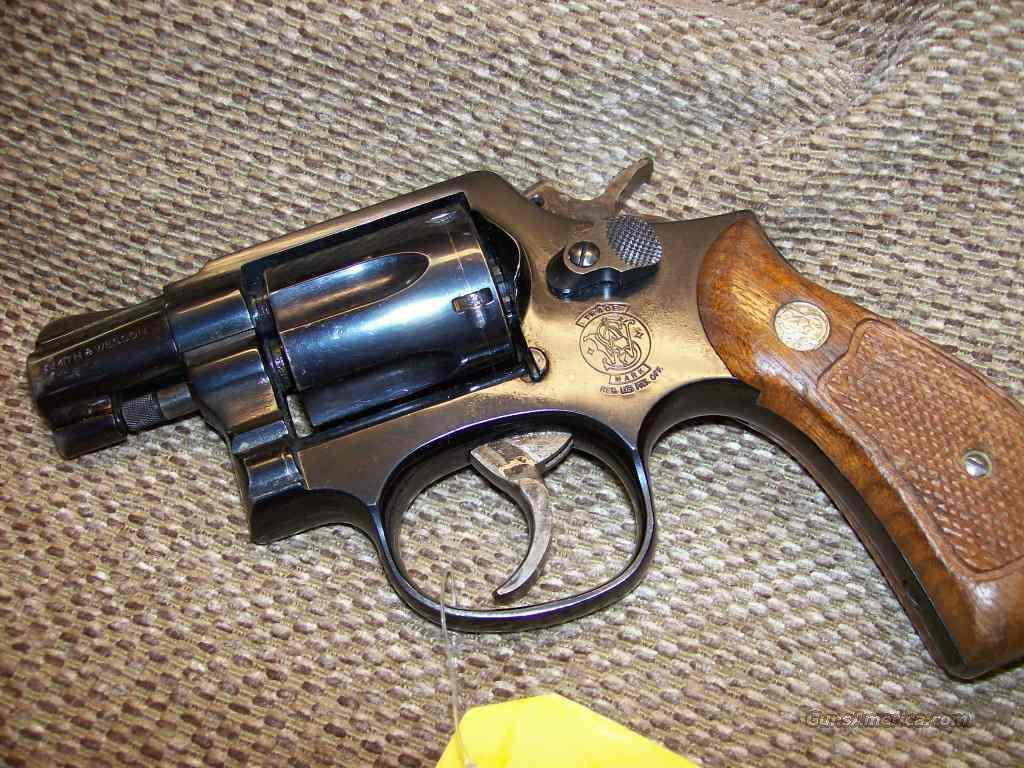 "54915  S&W Model 10 ""Snub""  2-inch .38  Guns > Pistols > Smith & Wesson Revolvers > Pocket Pistols"