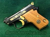 Beretta Model EL 950 BS .25 Auto  Guns > Pistols > Beretta Pistols > Small Caliber Tip Out