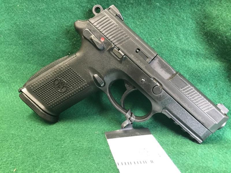 FN FNX-40  Guns > Pistols > FNH - Fabrique Nationale (FN) Pistols > FNX
