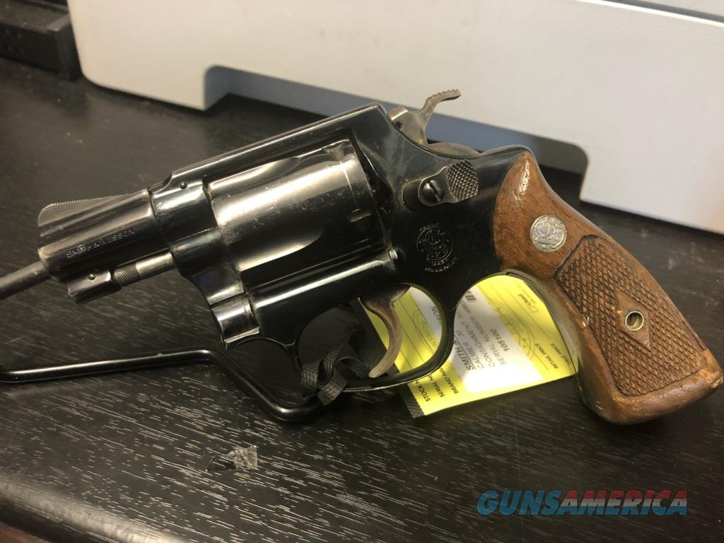 Smith & Wesson Model 36  Guns > Pistols > Smith & Wesson Revolvers > Full Frame Revolver