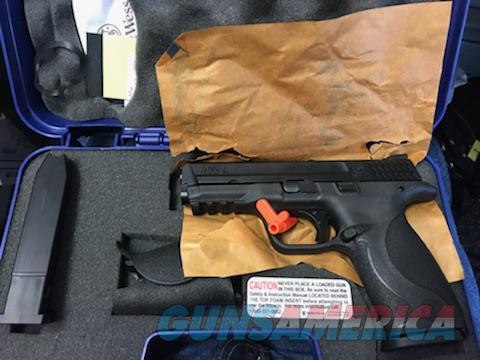Smith & Wesson M&P 40 Apex Trigger  Guns > Pistols > Smith & Wesson Pistols - Autos > Polymer Frame