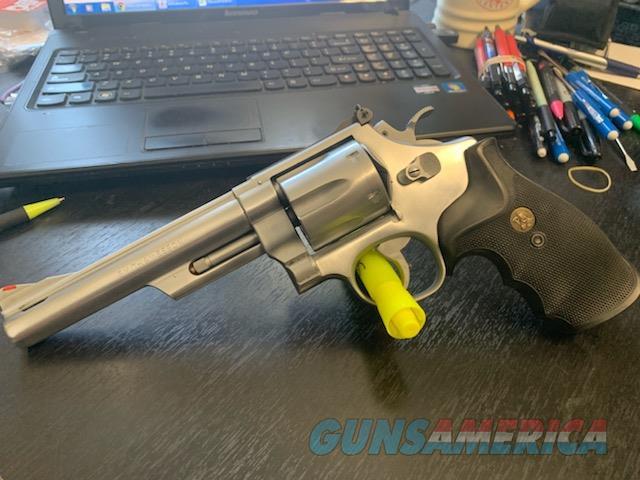Smith & Wesson Model 29-2 Hard Chrome Magna-ported  Guns > Pistols > Smith & Wesson Revolvers > Full Frame Revolver