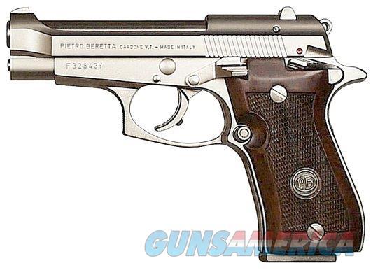Beretta 85 Nickel  Guns > Pistols > Beretta Pistols > Cheetah Series > Model 85