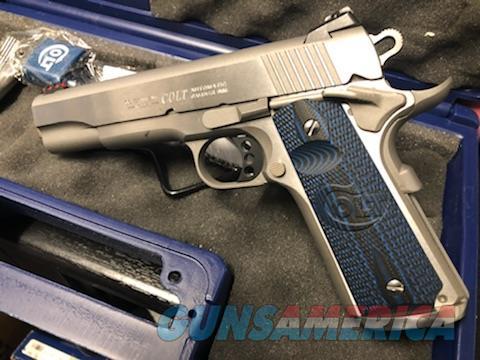Colt Government Competition Stainless  Guns > Pistols > Colt Automatic Pistols (1911 & Var)