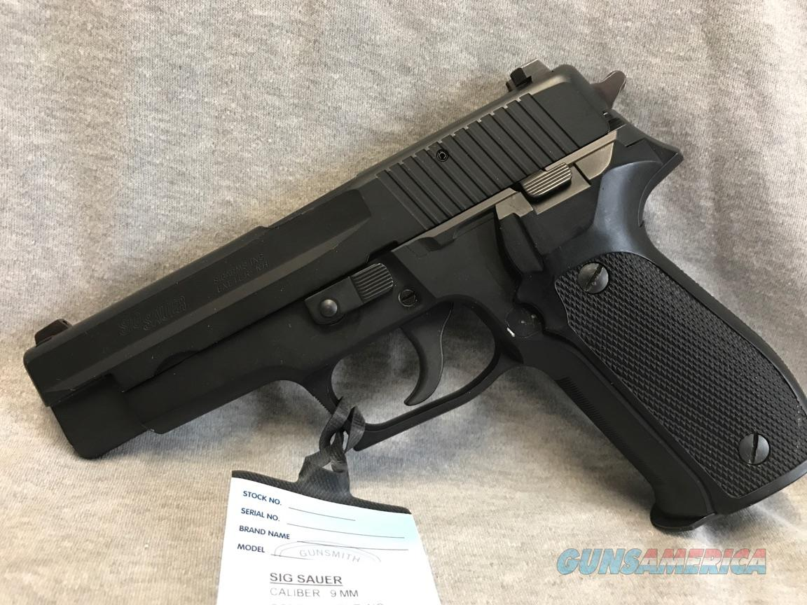 Sig Sauer P226 West Germany DAO  Guns > Pistols > Sig - Sauer/Sigarms Pistols > P226