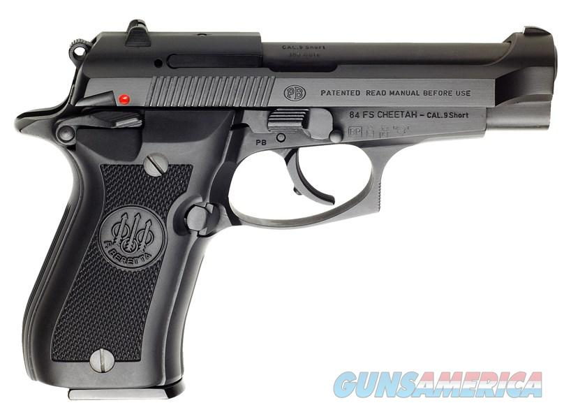 Beretta 84FS   Guns > Pistols > Beretta Pistols > Cheetah Series > Model 84