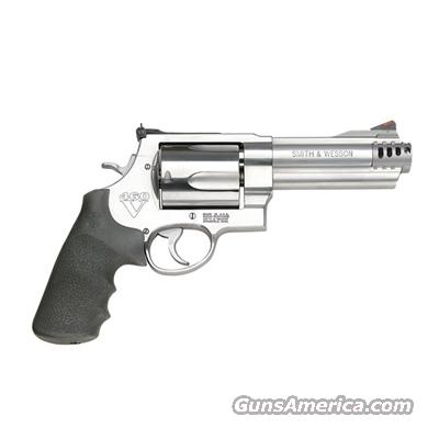 "S&W 460V 5""  Guns > Pistols > Smith & Wesson Revolvers > Full Frame Revolver"