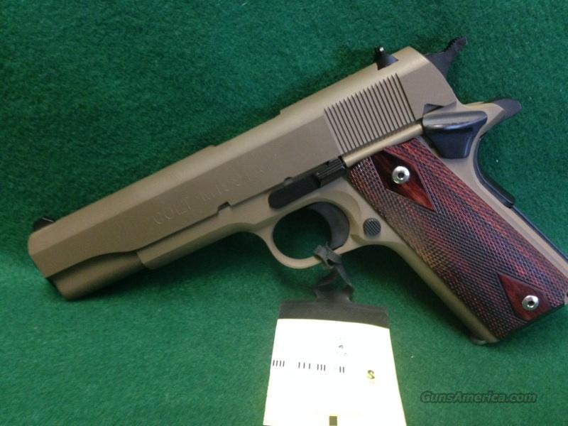 Colt M1991 A1  Guns > Pistols > Colt Automatic Pistols (1911 & Var)
