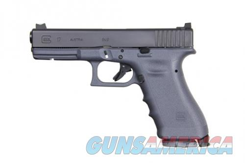 Glock 17 Grey Larry Vickers Edition  Guns > Pistols > Glock Pistols > 17