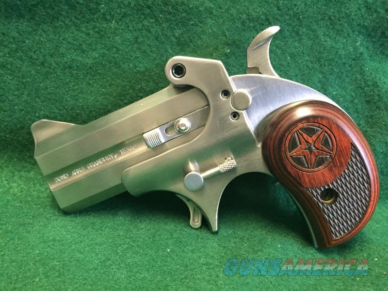 Bond Arms Cowboy 357/38  Guns > Pistols > Bond Derringers